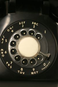 Dial on phone